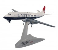 Модель самолета Vickers Viscount 800 1:200 Herpa 554053