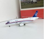 Модель самолета Сухой SSJ 1:200 554862