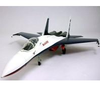 Модель самолета  Су-27 1:72 КнААРО Демо Металлическая Литая Witty wings