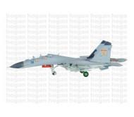 Модель самолета Истребитель Су-27 1:200 Сухой Hogan